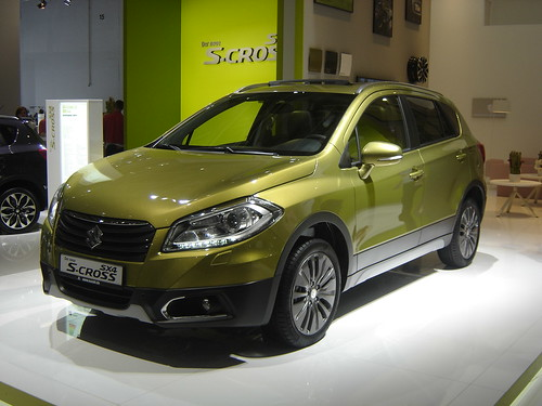 IAA 2013: Suzuki SX4 S-Cross Photo
