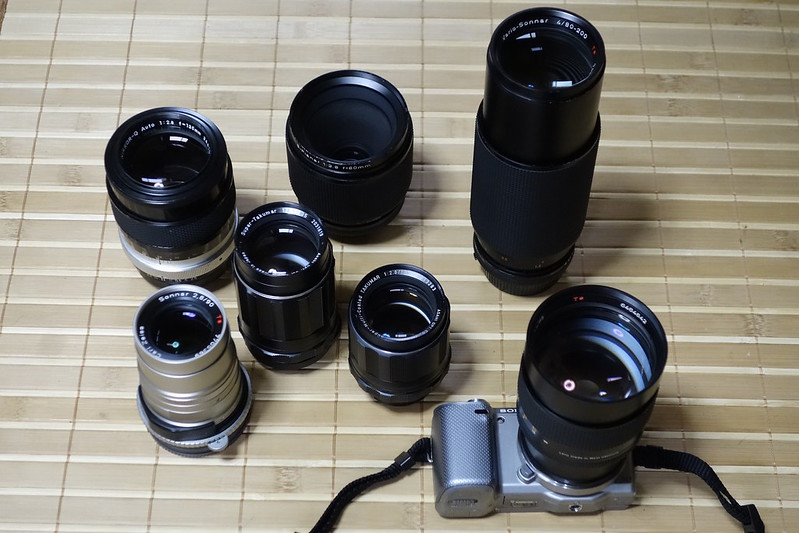 菖蒲園DE勝負!?w  その1 SMC TAKUMAR 105mm F2.8