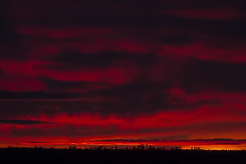 sunrise red morning dawn mareeareveleyphotography mareeareveley