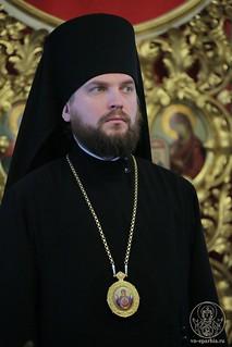 Литургия в Покровском соборе 645