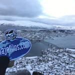 Viajefilos en Tromso, Monte Floya 011