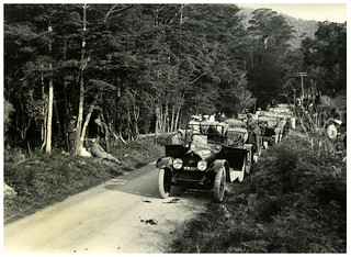 Prince of Wales has lunch near Nelson, Royal Tour 1920