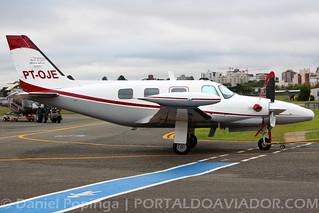 PT-OJE - Piper PA-31T Cheyenne II