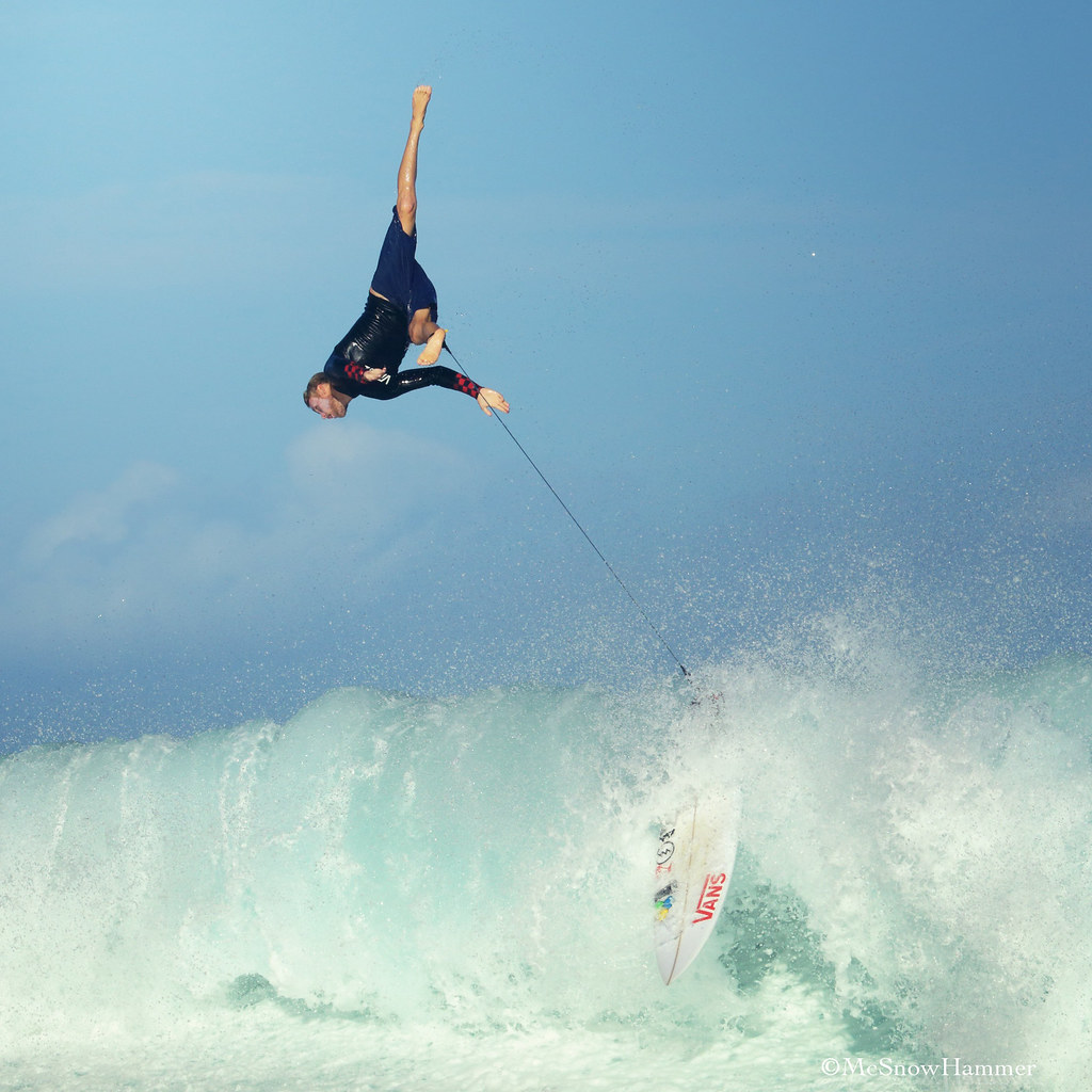 Bailing at Pipe