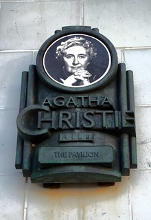 Agatha Christie   by Bruce Stokes