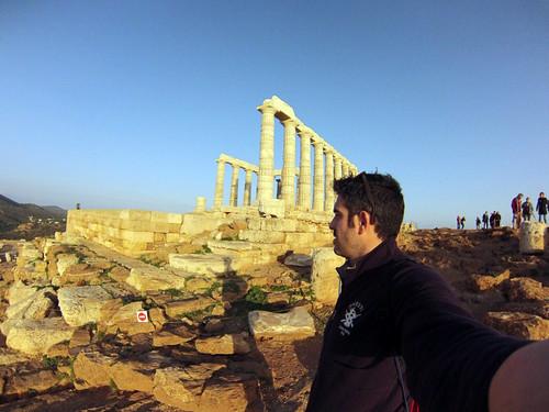 Cabo Sunion (Grecia) - Templo de Poseidón | by Alfonso MR