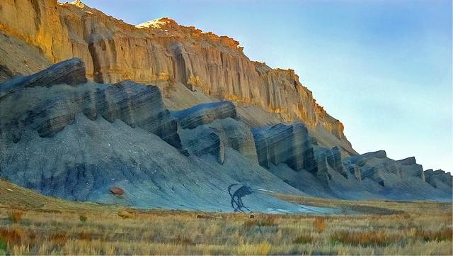 Charcoal Cliffs