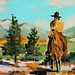 Portrait of a rancher by Michael Eli by 'fathomfive