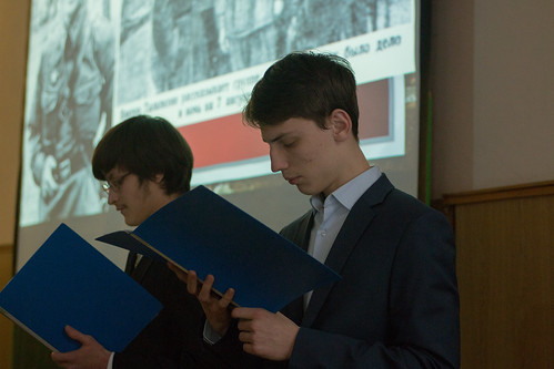 Ноя 18 2016 - 15:48 - Поэтический вечер к 75-летию битвы за Москву