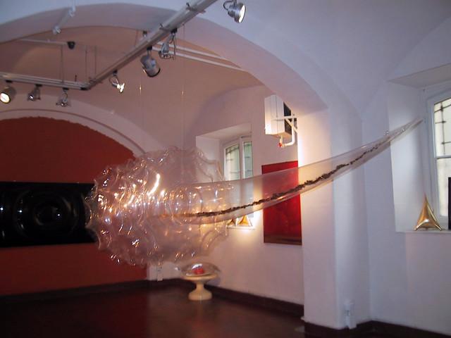 2004 - Bd, Personale, spazio Rossana Orlandi, Milano