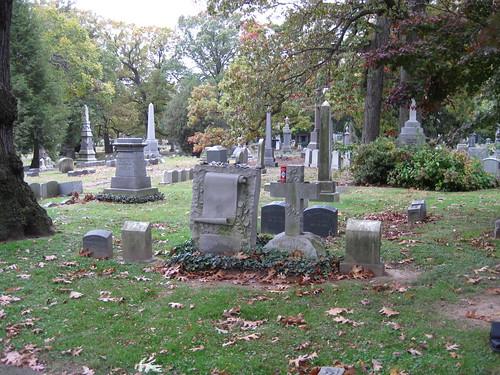 Melville Family Gravesite-016