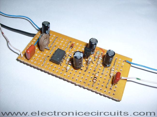 Automatic-Gain-Control-Pre-Amplifier-Circuit | Automatic Gai… | Flickr