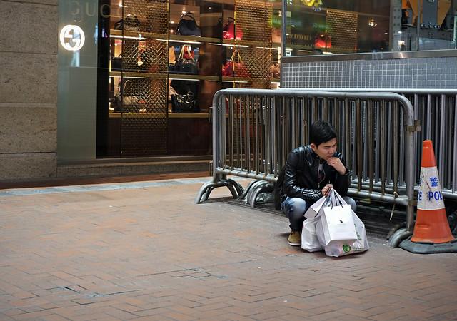 a thinker shopper