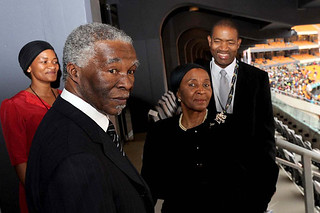 Memorial service of the late former President Nelson Mandela, 10 Dec 2013 | by GovernmentZA