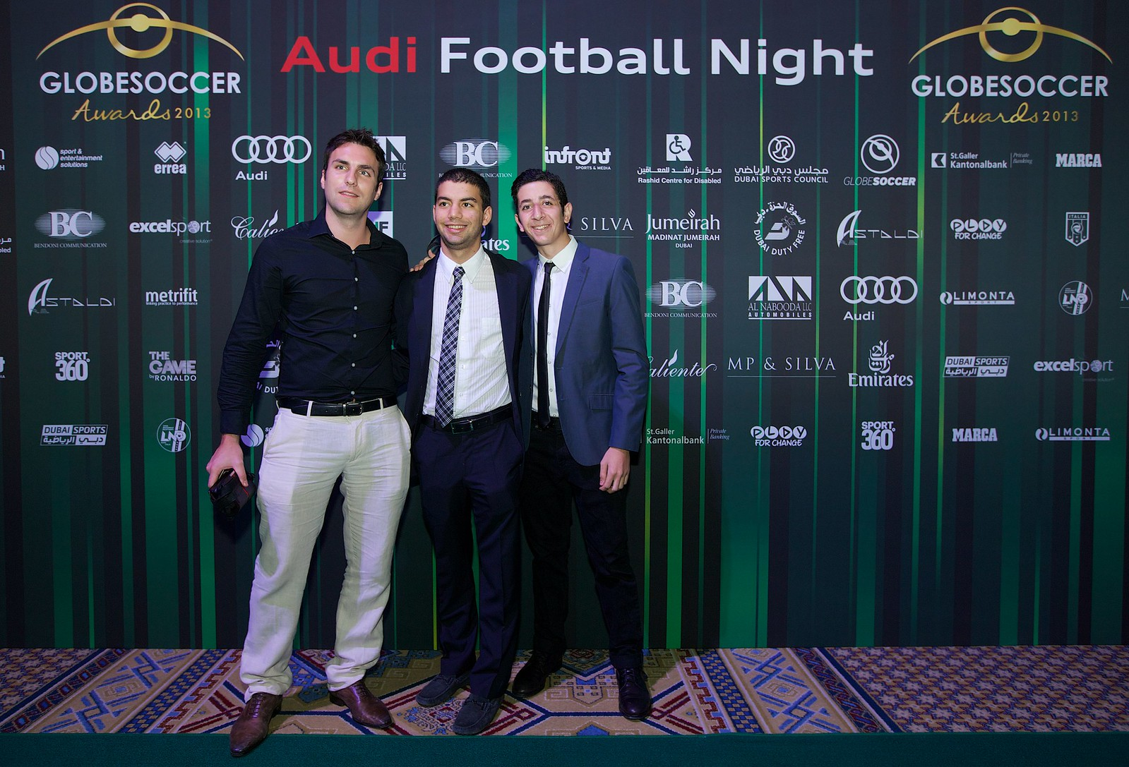 Globe Soccer Awards 033