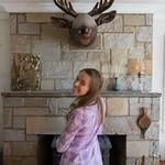Emily and the Moose (also a Koala)
