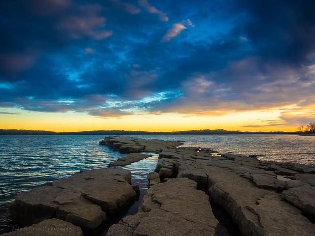 Priest Lake Sunset