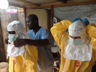 Ebola in Guinea | by EU Civil Protection and Humanitarian Aid