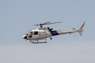 A92W2667 CBP N4043L. Eurocopter AS-350.