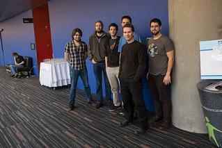 Mercurial team