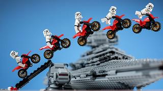 stunt trooper | by valiant aja