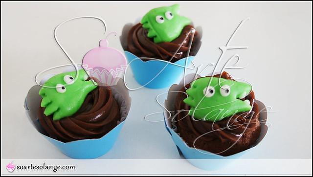 Cupcakes – George Pig / Peppa Pig