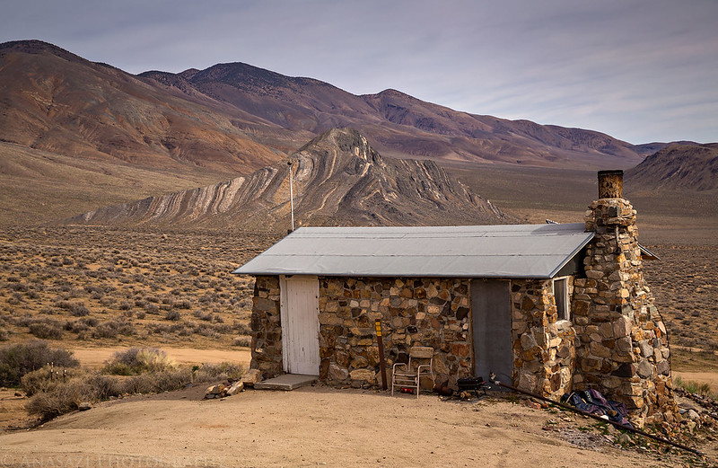 Geologist's Cabin