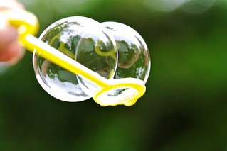 Double Bubble | by Michael Bentley