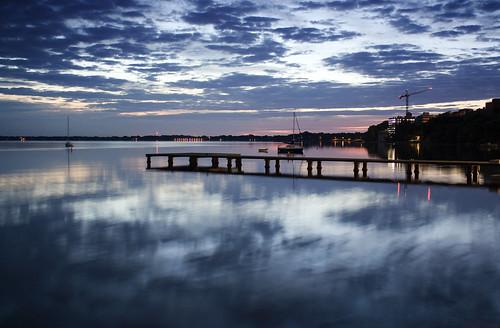 longexposure light sun reflection wisconsin clouds sunrise canon landscape madison memorialunion