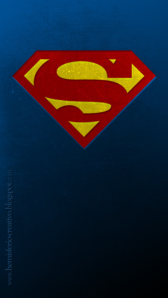 c97817f19a3 Wallpaper para iPhone5 - Superman | Wallpaper para iPhone 5 … | Flickr