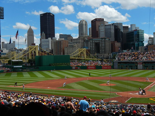 PNC Park is beautiful | by openprivacy