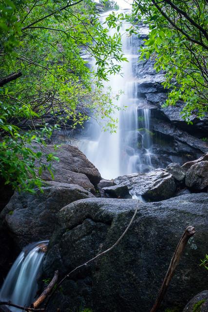 RMNP Bridal Veil Falls