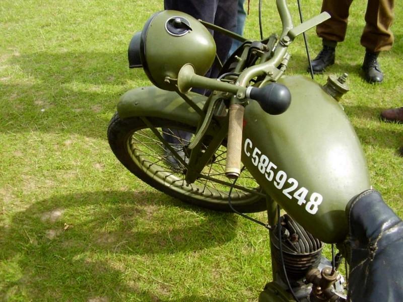Royal Enfield Motor Cycle (10)