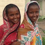 Kedija and Asia- Semera Girls Boarding School