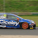 2013aug- Mallory Park. Toyota saloon car breaking hard. by ChrisBakerCV12