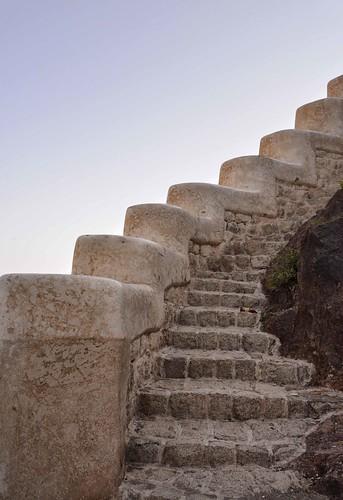 Steps, Yemen | by Rod Waddington