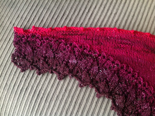 Scarf for Mary, complete