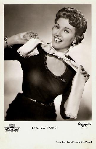 Franca Parisi in Die heilige Lüge (1954)