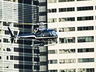 Coming back (Eurocopter AS 350 B2 - N646PT)