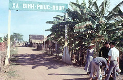Dinh Tuong Province 1972 - Rural Village Binh-Phuc-Nhut East of My Tho
