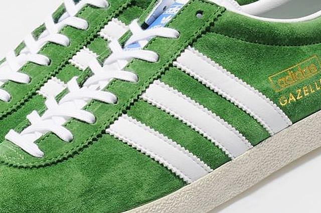 Adidas Gazelle OG - green   compralo ya   Flickr