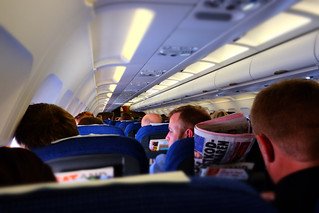 In the plane | by mripp