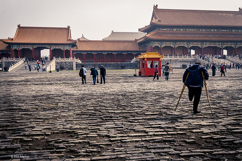 Determined - Forbidden City, Beijing | by Phil Marion (176 million views - THANKS)
