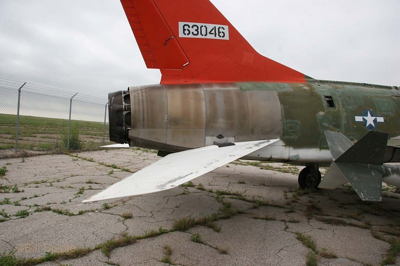 QF-100D Super Sabre 3