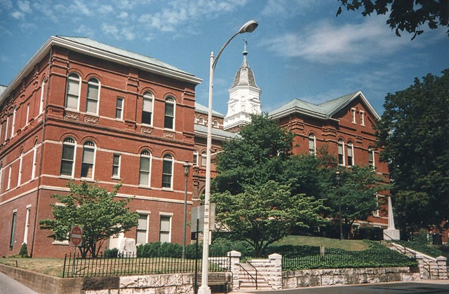 Knoxville Tennessee ~ Old Knox County Courthouse ~ Historic