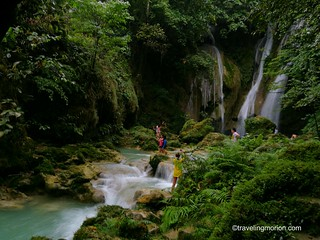 Mag-aso Falls, Kabankalan City - Negros Occidental   by Traveling Morion