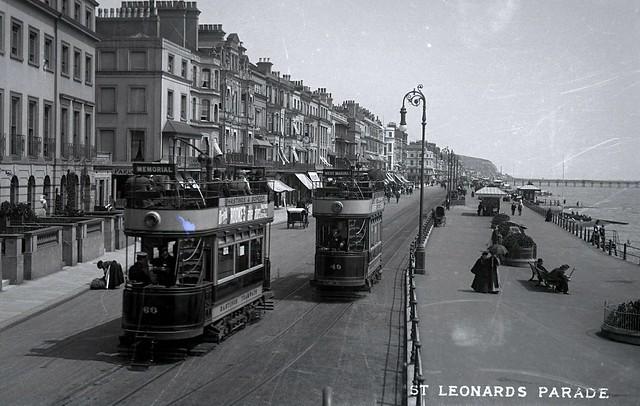 H00197 Grand Parade, St. Leonards, c.1905