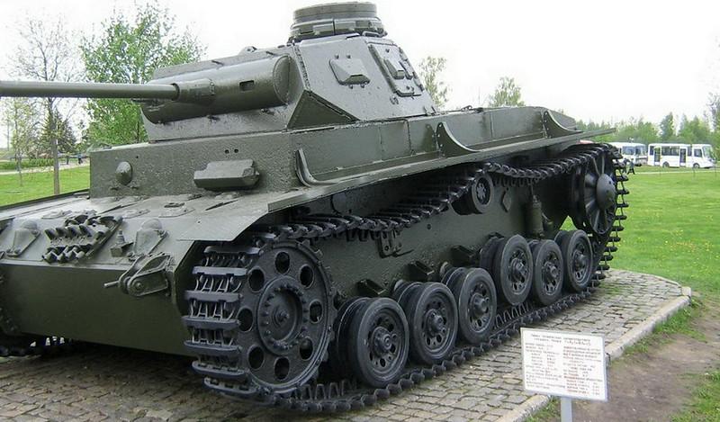 PzKpfw III Ausf.G (2)