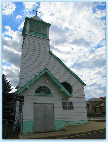 sky church architecture clouds colorado smalltown segundo architecturaldetails