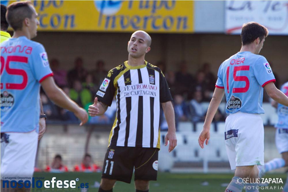 07-04-2012 - FC Cartagena - RC Celta de Vigo